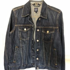 NEW Gap Denim Jean Jacket Medium